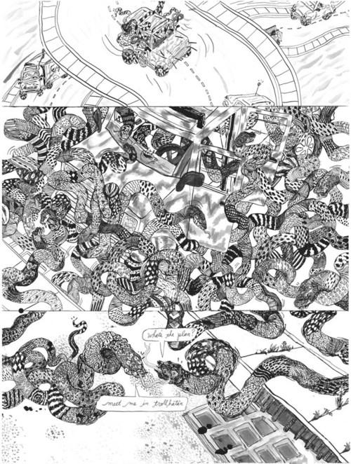 Carnival of souls: Closed Caption Comics, Jonny Negron, Glenn